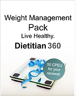 weight management coure pack