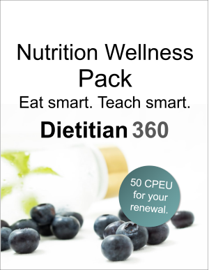 Nutrition Wellness Course Pack