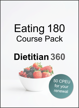 eating 180 course pack