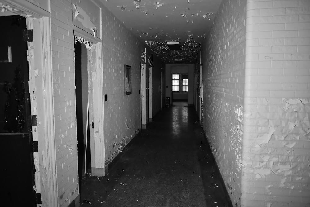 Eloise, Abandoned, Michigan, Haunted, Detroit Paranormal Expeditions, J&C Photography, Broken, Ghost,  Paranormal