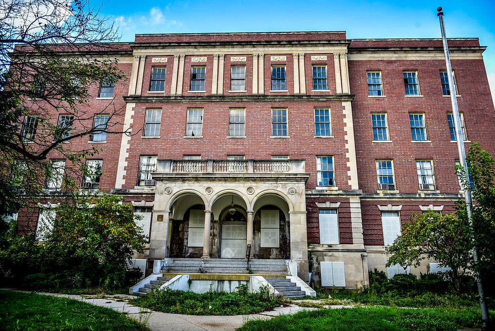 Eloise, Abandoned, Michigan, Building, Michigan Ave, Haunted