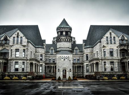 Mansfield Reformatory (Ohio State Reformatory) Tour