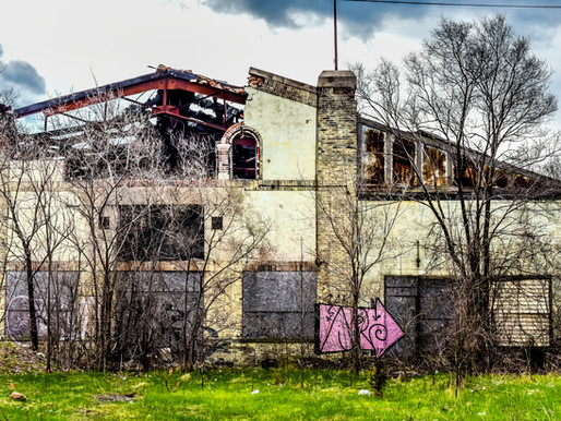 Connor Cadillac Plant, an Abandoned City