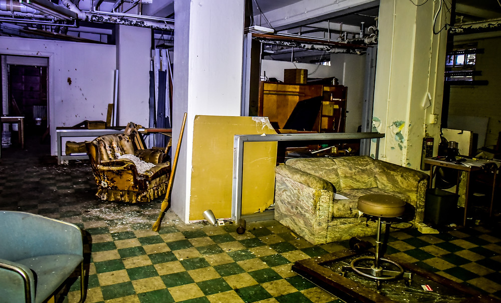 Eloise, Abandoned, Michigan, Haunted, Detroit Paranormal Expeditions, J&C Photography, Broken, Ghost,