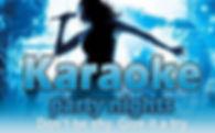 Karaoke party night