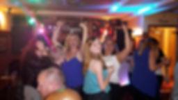 New Year's Eve 2015 at the Phesant Pub Ashford Kent