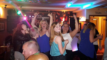 New Year's Eve 2015 at the Phesant Pub Ashford Kent
