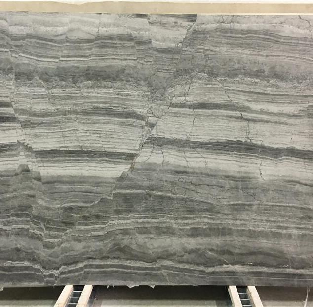 Titanium Gray Marble