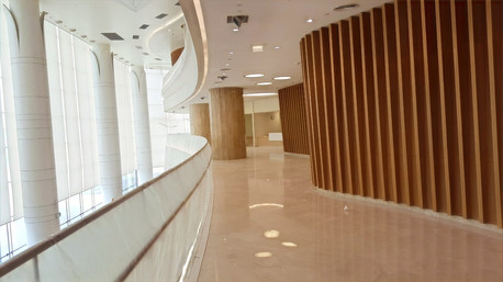 Qatar Women Hospital Project