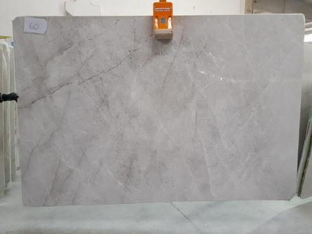 Brilliant Gray Marble