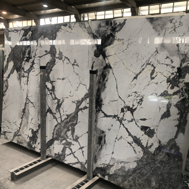 Invisible Gray Marble