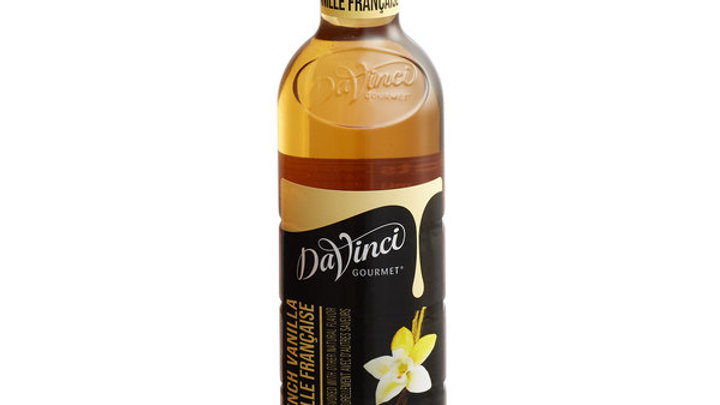 DaVinci Gourmet sirop Vanille Française
