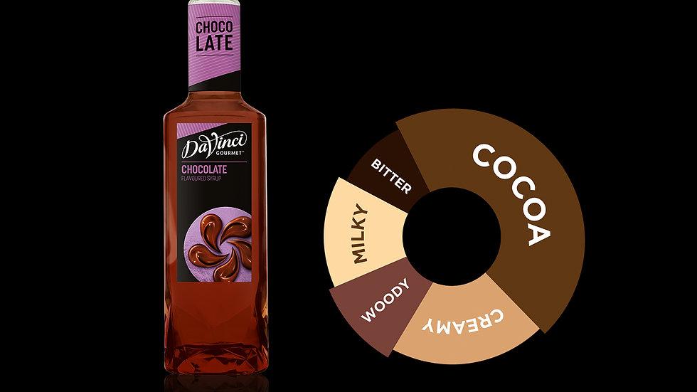 DaVinci Gourmet sirop Chocolat