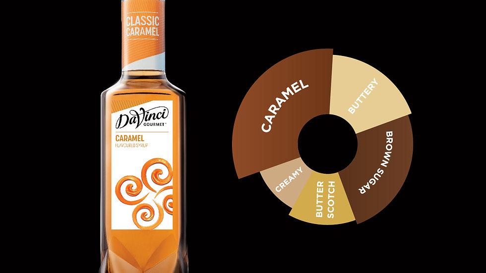 DaVinci Gourmet sirop Caramel
