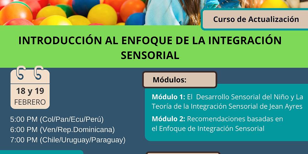 Neurocrecer - Introducción al Enfoque de la Integración Sensorial