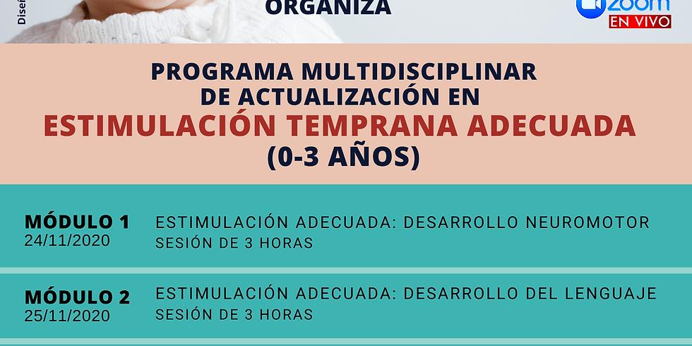 Neurocrecer - Programa Estimulación Temprana