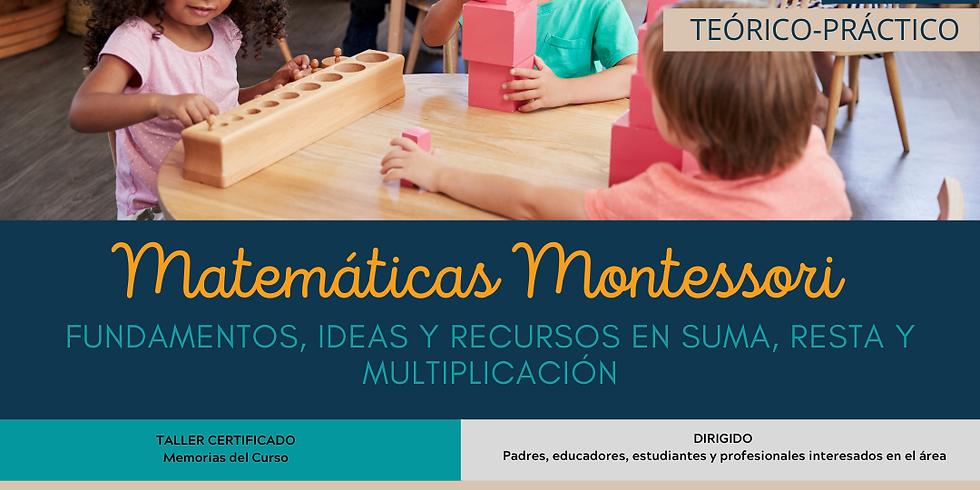 Neurocrecer - Matemáticas Montessori