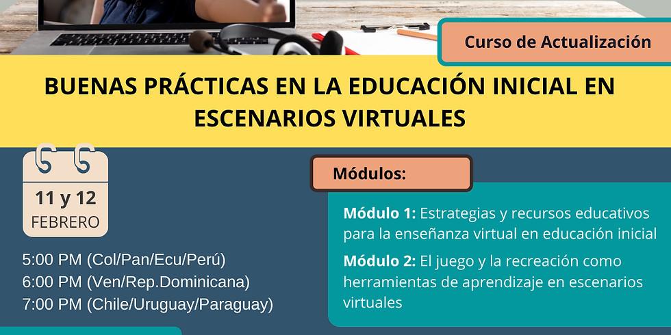 Neurocrecer - Buenas Prácticas en la Educación Inicial en Escenarios Virtuales