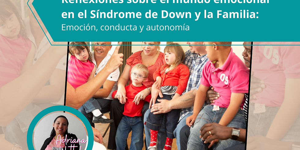 Neurocrecer - Conferencia Síndrome de Down