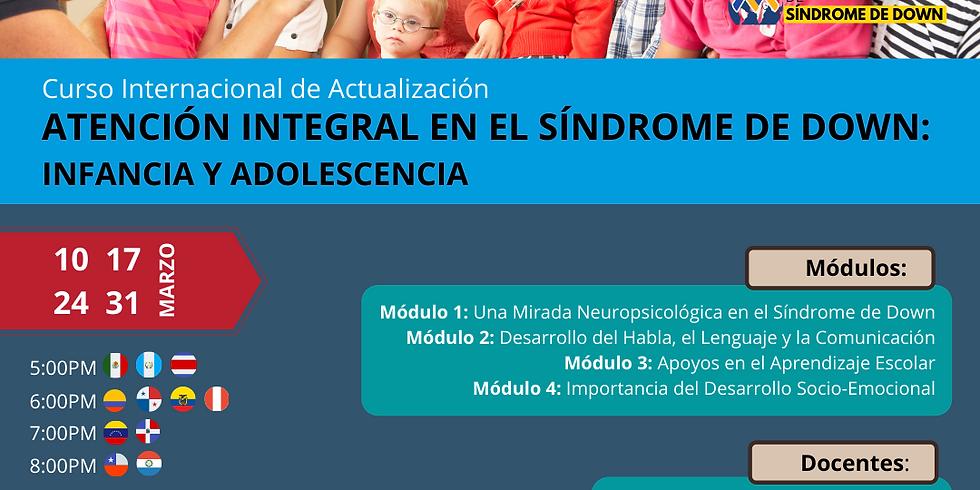 Neurocrecer - Atención Integral en el Síndrome de Down