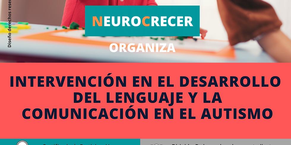 Intervención en el Desarrollo del Lenguaje y la Comunicación en el Autismo