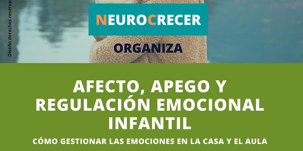 Afecto, Apego y Regulación Emocional Infantil