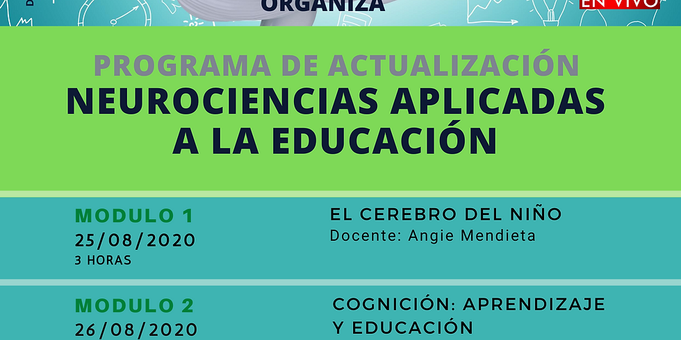 Programa de Actualización en Neurociencias Aplicadas a la Educación