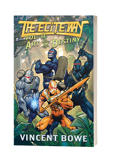 Vol. II Art of Destiny (Paperback)