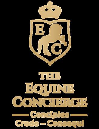 The Equine Concierge Full Logo