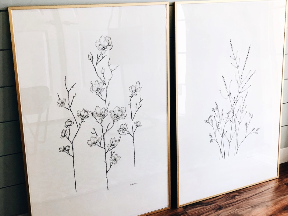 Wildflower Prints