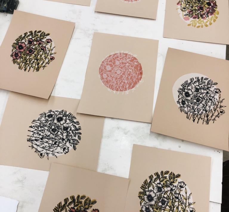 Omas Wallpaper Series