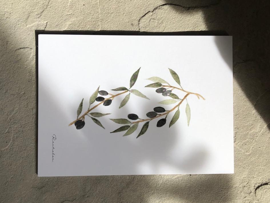 Berry Print