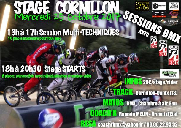 Stages COACH'R BMX / Romain Melin