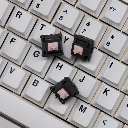 Hand-Done Lubricated Switches