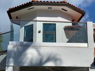 WINDOWS AND GLASS RAILINGS