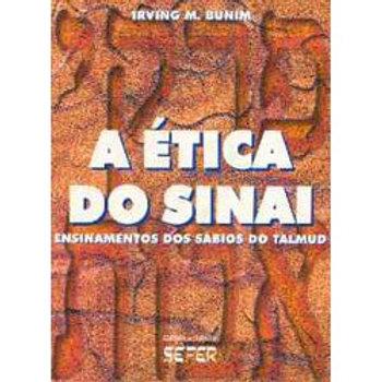 """Livro Ética do Sinai (Pirkê Avot)"