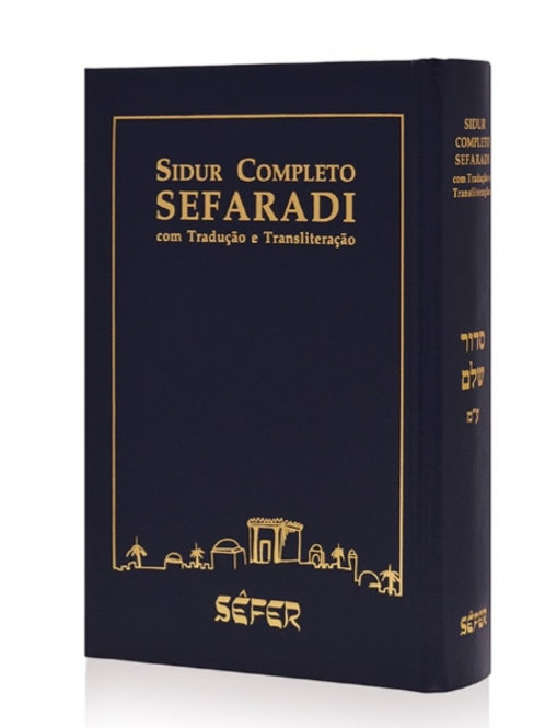 Sidur Completo Sefaradi