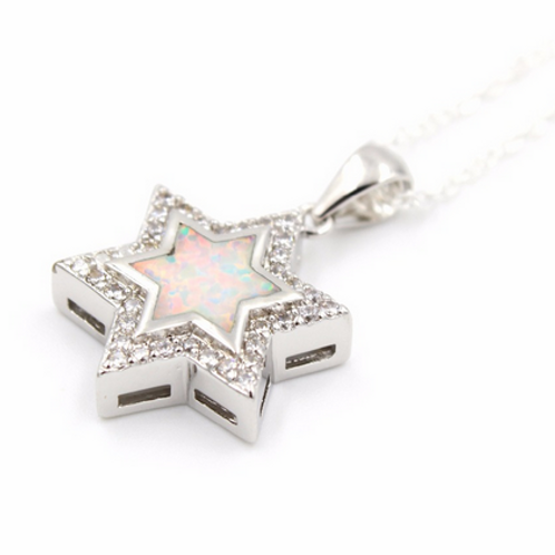 Estrela de David Branca