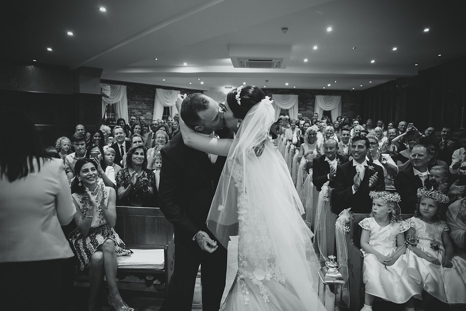 Wedding photography by Moonflower Films