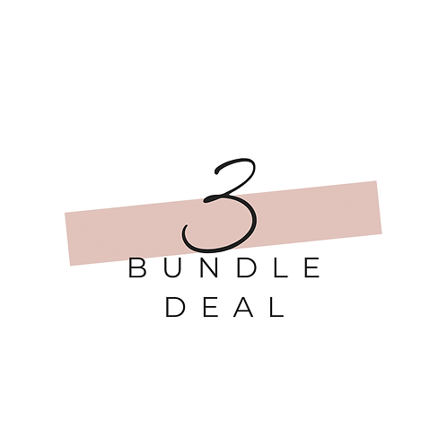 Elysian Glam 3 Bundle Deal