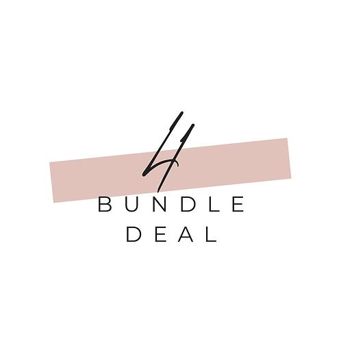 Elysian Glam 4 Bundle Deal