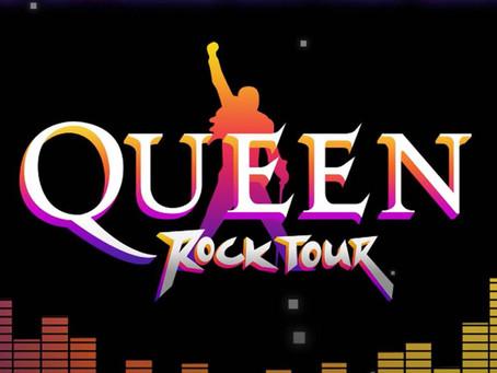 """Queen presenta su primer videojuego para smartphone llamado """"Queen: Rock Tour""""🎮🎸👨🏻🎤"""