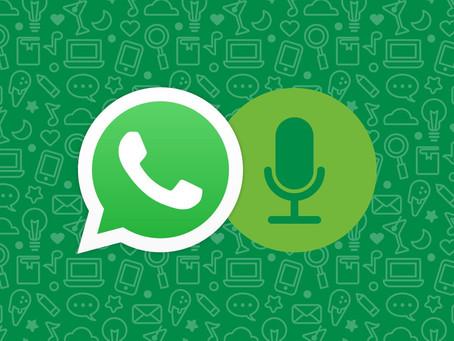 Convertir los audios de WhatsApp a texto será una realidad ¡Aquí los detalles completos!😱📱🎧