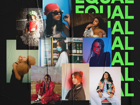 """Spotify comparte iniciativa llamada """"EQUAL"""" fomenta la igualdad de las mujeres en el audio🎶👩🏽👩🏼"""