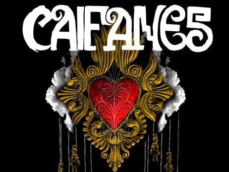 """Confirma """"Caifanes"""" nueva gira, dos fechas son en México😍📆🎶"""