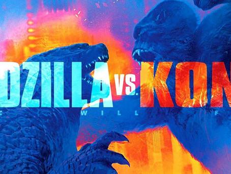 """¡Ya hay nueva fecha de estreno para """"Godzilla vs. Kong""""! Aquí te contamos🎬🍿"""