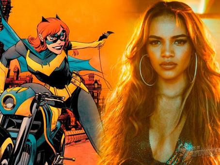 "Leslie Grace la nueva la nueva ""Batgirl"" de DC🦸🏻♀️💥"
