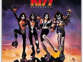 """Kiss celebra el 45 aniversario de """"Destroyer"""" con edición especial🤟🏼🔥🎉"""
