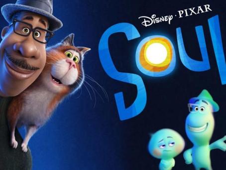 """""""Soul"""" sigue cosechando éxitos, ahora recibe premio a mejor película de animación🏆🎉"""
