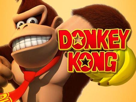 """""""Donkey Kong"""" uno de los personajes más importantes de Nintendo cumple 40 años🦍🎮🎉"""